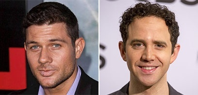 Shades of Blue recrute Gino Anthony Pesi et Santino Fontana